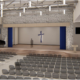 Divine Savior Academy - Doral Campus new building expansion of fine arts and worship center.